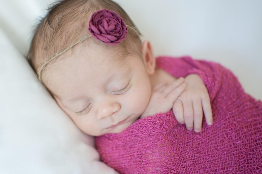 Newborn Baby Girl Photography Williamsport PA 17701