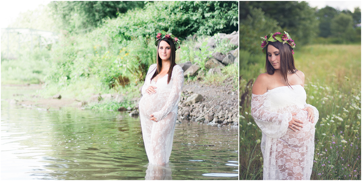 Williamsport PA Maternity Newborn Photographer