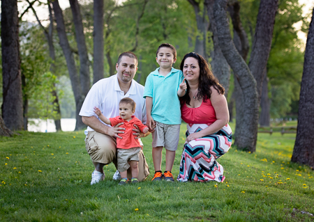 Hammer Family outdoor photography susquehanna river williamsport