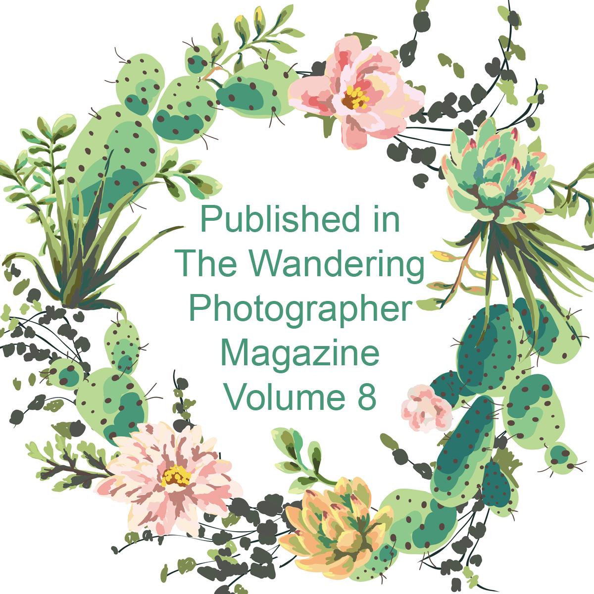 Williamsport PA published photographer the wandering photographer magazine