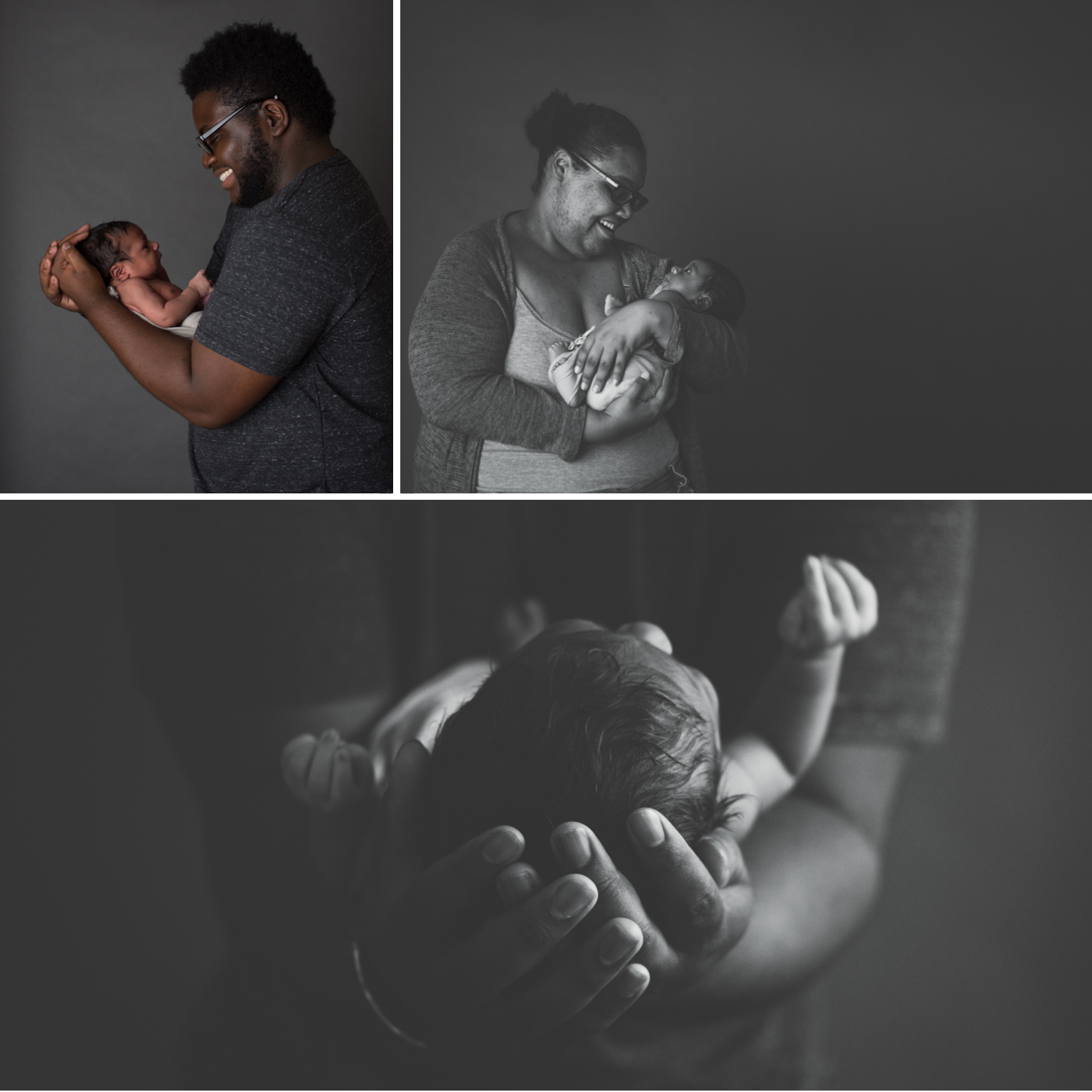 Patrick newborn session williamsport pa