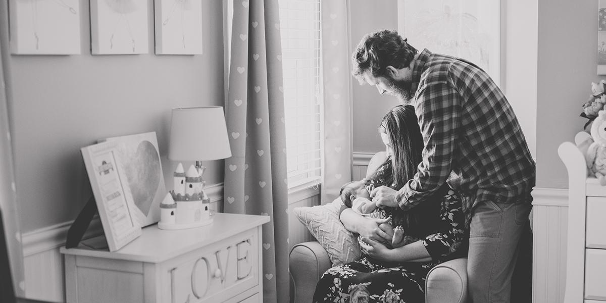Williamsport PA Newborn Maternity Family Milestone Photographer